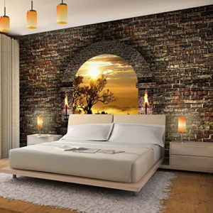 3d tapete fototapete jetzt g nstig online kaufen. Black Bedroom Furniture Sets. Home Design Ideas